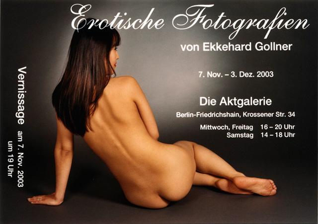 Erotik berlin aktgalerien